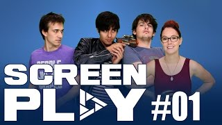 Screen Play #01: Misleading Trailers, TV Adaptations, and Guardians of the Galaxy