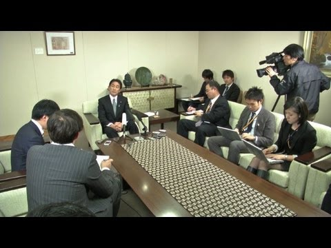 New Japan foreign minister vows China patch-up