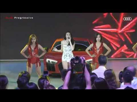 Live Stream: Audi Progressive 2016 - VIP Night Ca sĩ Thủy Tiên và Audi R8