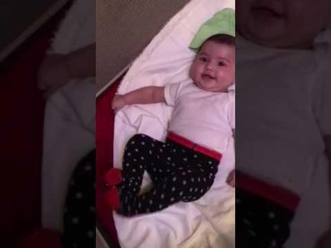 Baby Mia Smiles