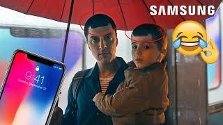 Samsung Trolls Apple AGAIN!!!