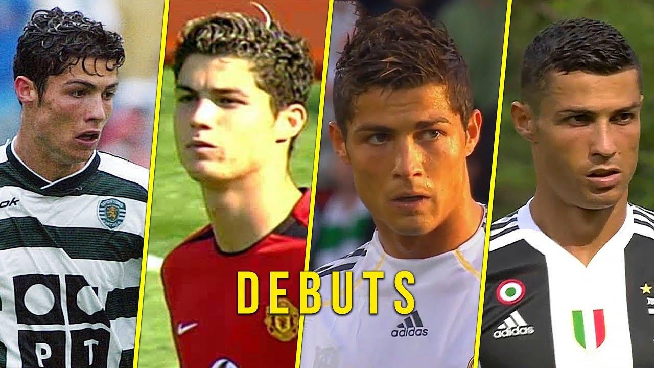 e217abdf977 Cristiano Ronaldo Debuts for Sporting