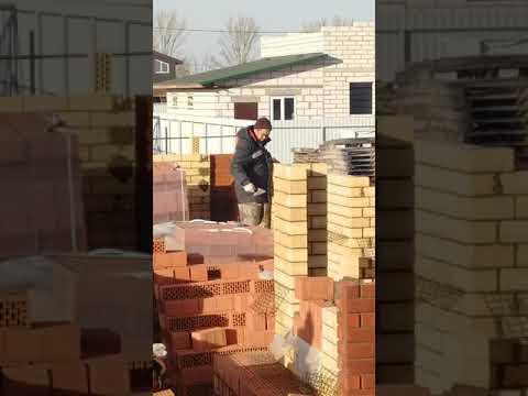 Строительство дома с нуля. г. Энгельс. Волжская  Заводь.