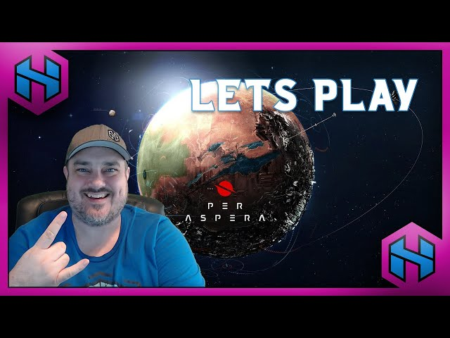 Let's Play: PER ASPERA | HAVOK LETS PLAY #ad