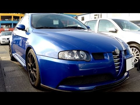 2003 Alfa Romeo 147 GTA 60K LHD - Japan Auto Auctions - Auto Access Japan