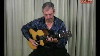 "Acoustic Guitar Lesson - Joe Miller Teaches and Plays ""Old Joe Clark"""