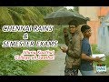 Jillunu Kaathu College uh Saathu | Chennai Rains | University Exams