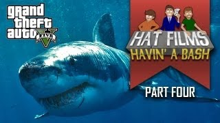Grand Theft Auto 5 - Motocross, Sailing & MASSIVE F***ING SHARKS! #4 (GTA V - No Mission Spoilers)