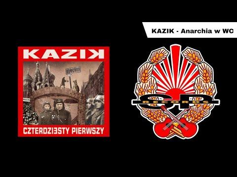 KAZIK - Anarchia w WC [OFFICIAL AUDIO] mp3