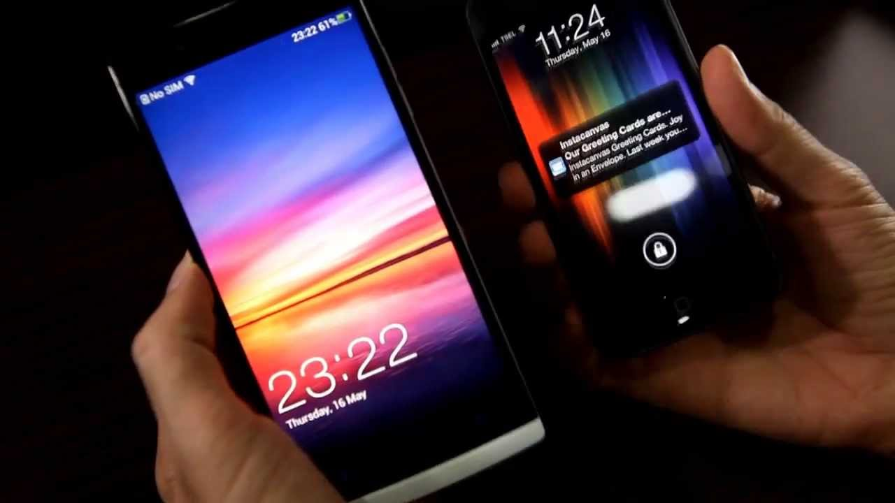 May 6, 2013. The oppo find 5 is hands down one of the best android smartphones available today. Yet, nobody seems to be talking about it. The galaxy s4.