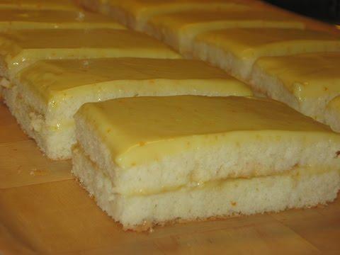 Пирог с апельсиновой начинкой - кулинарный рецепт
