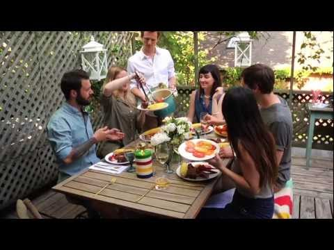 B-Insider | Summer Patio The Art of Gathering