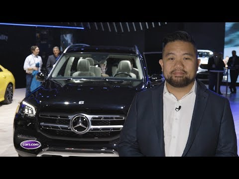 2020 Mercedes-Benz GLS: First Impressions — Cars.com
