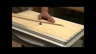 Mafell LO65Ec небольшой пример работы на ручном фрезере