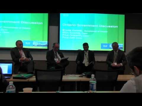 Cisco SCC Toronto - Ontario Government Discussion