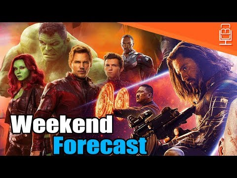 Avengers Infinity War Weekend Forecasts are In