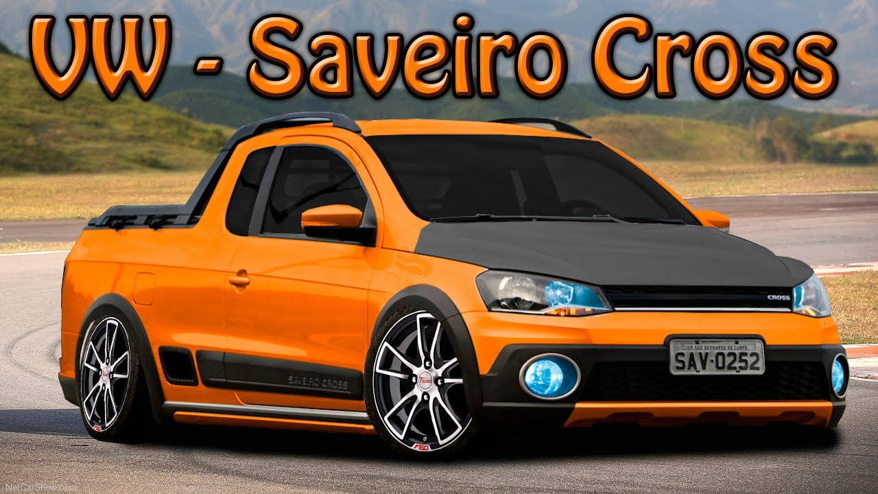 Saveiro cross search pictures photos - Tunando Saveiro Cross Tuning Brasil