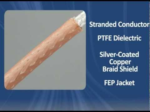 RG 179 Coaxial Cable: Allied Wire & Cable Product Spotlight - YouTube