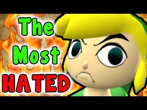 Top 10 Most HATEDWORST Bosses In Zelda
