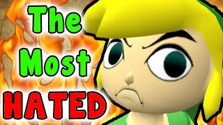 Top 10 Most HATED/WORST Bosses In Zelda