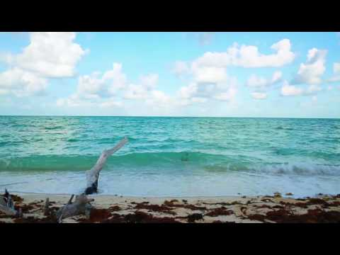 Bahamas Beach Wave Sound - for Sleeping, studying & Relaxation