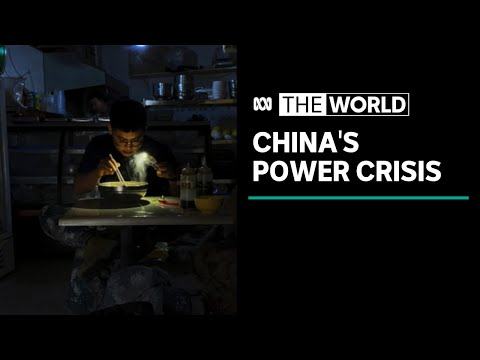 Coal shortage impacting electricity supply, leaving millions of Chinese in the dark   The World