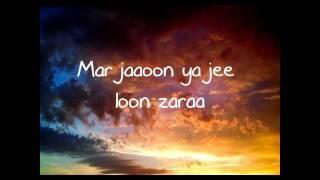 abhi mujh mein kahin lyrics agneepath full song