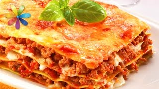 Лазанья по-украински: не менее вкусная, чем в Италии! – Все буде добре. Выпуск 791 от 13.04.16