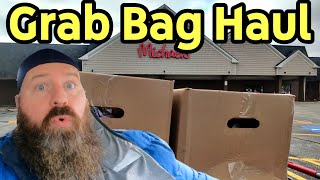 Michaels Grab Bag 🛍️ Clearance Haul Whats In The Box 🗃️ Shop With Me 🛒