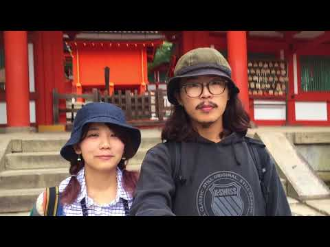 Eddie & Ping /Osaka/Kyoto