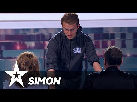 Simon  Danmark Har Talent 2017  Audition 4