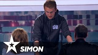 Simon | Danmark Har Talent 2017 | Audition 4