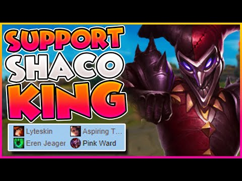 HOW TO PLAY SHACO SUPPORT PERFECTLY IN SEASON 11 (BEST BOXES) – League of Legends