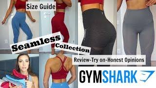 07e83eda1a0c9 Gymshark Seamless Leggings Review   Try on - Brutally Honest !