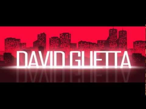 Motion Graphic - David Guetta Concert - Live In Jakarta