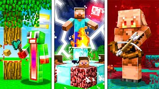 16 MYSTERIES IN MINECRAFT NO ONE CAN EXPLAIN!