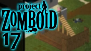 Farming and Building a House | Project Zomboid Singleplayer Part 17
