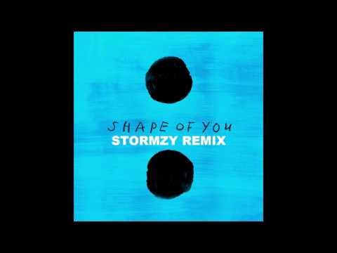 Ed Sheeran  Shape Of You ft Stormzy Sinizter Remix Studio