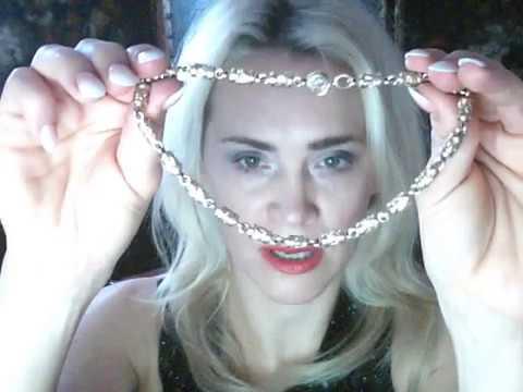 Cassandra Goad London UK Designer Jewellery Gold necklace