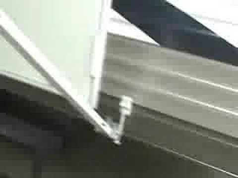 Travel Trailer Awning - YouTube