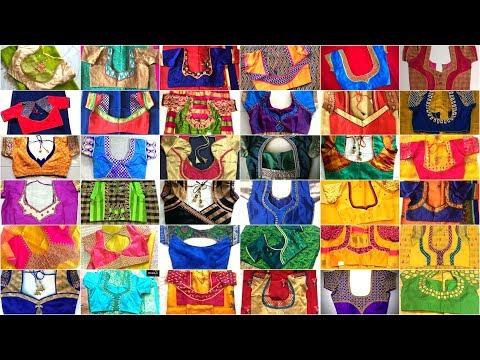 blouse back neck designs | beautiful trending blouse pattern | #diy | #147