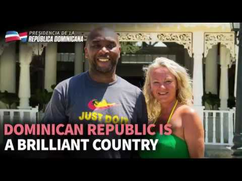 Dominican Republic is a brilliant country: Helen Westnage y Sabe Bodkin describen sus vacaciones en RD