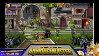 =AQW= Race to level 51 Commentary - Ft. EpicDuelGod