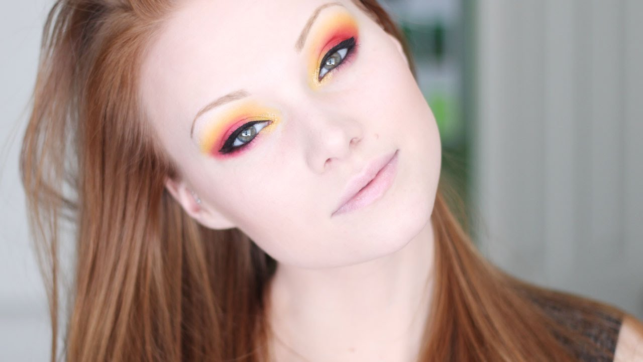 wearable iron man inspired makeup tutorial youtube