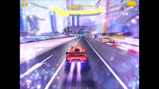 Asphalt 8 : Onuk Sazan Cup - The rose of desert (49:665)