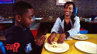 Mother can only afford one meal to share with her family  | WWYD thumbnail