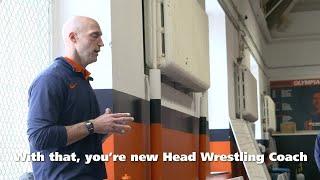 Illini Wrestling   Coach Poeta Team Announcement