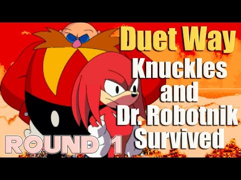Sonic Exe:The Spirits of Hell (Round1) - Knuckles and Dr Robotnik