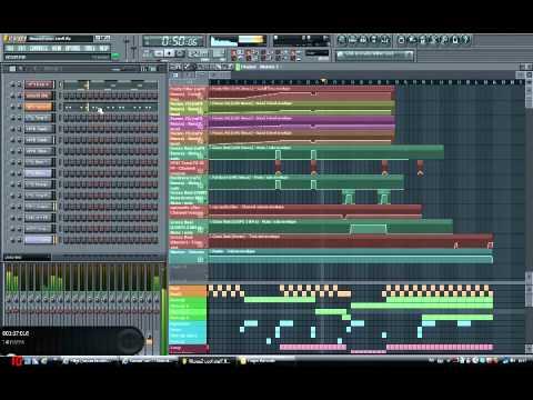 Nexus 2 power - Benassi sound - Dance music made in FL Studio