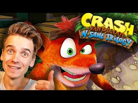 CRASH BANDICOOT LIVE